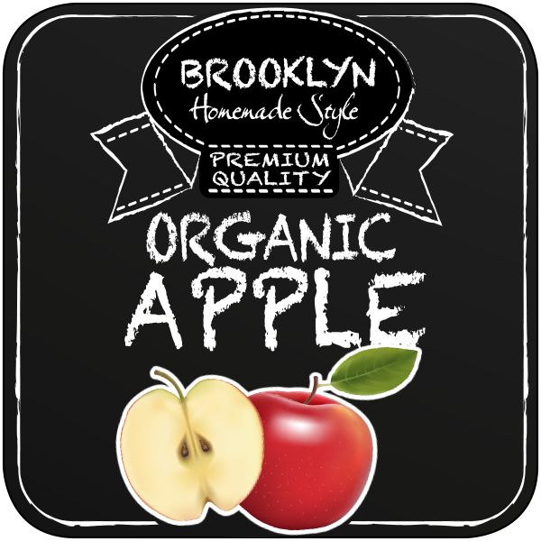 Brooklyn Organic Apple